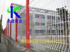 圈地围网仓库隔离网铁丝网绿网栅栏生产厂家防护隔离金属栅栏