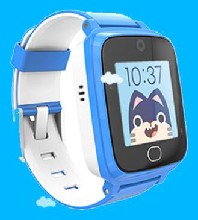万瑞博4g儿童智能手表图片