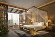 高端酒店艺术家具定制艺术酒店成套家具定制-梵木家居