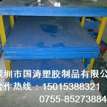 进口PA66板,蓝色501材料,MC尼龙塑胶板,