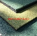 操场塑胶橡胶地垫学校跑道铺垫设施室内室外户外橡胶地垫2.0cm