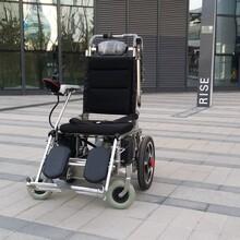 泰博重量只有36公斤的爬楼轮椅,可以分开的爬楼轮椅