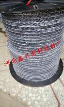 碳素纤维盘根碳纤维浸四氟盘根