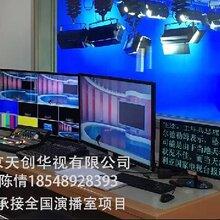 虚拟演播室系统电视台真三维虚拟抠像系统特色功能是什么?图片