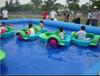 寬泉大型水上滑梯樂園,荊州充氣水上樂園出租廠家