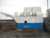东威牌混凝土砂石分离机在福建三明的搅拌站中使用广泛