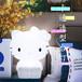 helloKitty儿童房床头灯凯蒂猫充电遥控小夜灯创意led卧室台灯