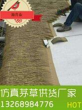 陕西金属茅草价格,铝制茅草,氧化茅草制造商厂家,图片,价格