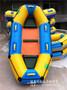 漂流船景区漂流艇2.6米4人定制野漂钓鱼船皮划艇冲锋舟充气船橡皮艇图片