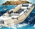 浙江钓鱼船充气橡皮艇漂流艇供应-山东轻舟橡皮艇厂家