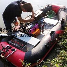 垂钓橡皮艇哪家好充气钓鱼船价格多少钱路亚船图片
