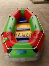 漂流船橡皮艇海钓景区漂流艇充气钓鱼船漂流橡皮船