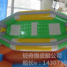 漂流艇冲锋舟钓鱼船充气漂流船橡皮艇图片生产厂家