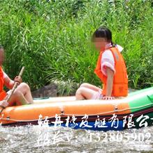 山西漂流艇生产厂家漂流橡皮艇充气钓鱼船皮划艇漂流船图片批发