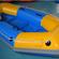 漂流橡皮艇