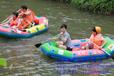 充气漂流船最好的漂流艇品牌-山东轻舟漂流艇厂家
