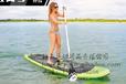 厦门海边冲浪板哪里?#26032;?#20914;浪滑板桨板-山东轻舟冲浪板厂家