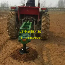 農業種植挖坑機栽樹挖坑機挖坑機圖片圖片
