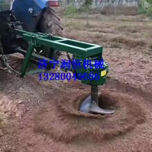 電線桿挖坑機的價格及圖片圖片