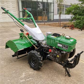 小型八马力旋耕除草机水冷柴油机果园大棚微耕机