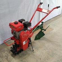單鏈軌水冷柴油耕地機多功能手扶翻地除草開溝施肥機圖片