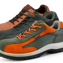 赛固安全鞋透气防臭钢包头防砸防刺穿绝缘电工作鞋