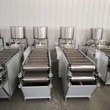 商用大型豆腐皮机曲阜豆腐皮机厂家豆制品加工设备图片