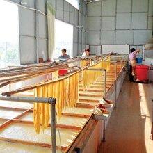 廣西腐竹機廠家新款腐竹生產線腐竹油皮機生產設備大型豆制品加工設備圖片