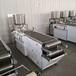 湖南豆制品加工設備全自動豆腐皮機大型豆皮生產設備廠家