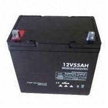欧艾系列贫液深循环免维护铅酸蓄电池