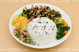 学烤肉饭做法西安快餐黄焖鸡米饭凉皮培训机构