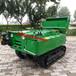 履带式开沟施肥回填机新型旋耕机葡萄园果园开沟施肥回填机