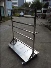 厂家直销SMT通用型拆装式双面挂架端子盘挂料车料盘周转车定制修改