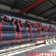 排污管道地埋防腐螺旋钢管吉林省松原 直销厂家图片
