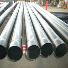 陕西沟槽链接普通级3pe防腐钢管订货高峰期图片