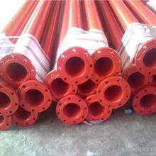 广西法兰链接IPN8710饮水防腐钢管保证质量图片