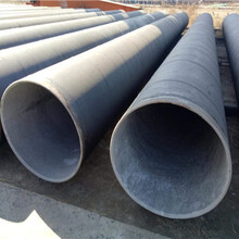 宁夏法兰链接环氧煤沥青防腐螺旋钢管订货高峰期图片