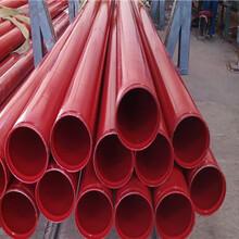 四川沟槽链接环氧煤沥青防腐螺旋钢管地址图片