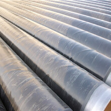 广西法兰链接地埋防腐螺旋钢管市场发展图片