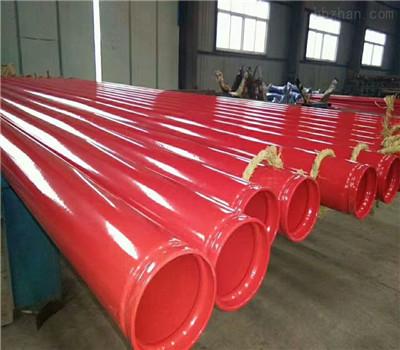 湖北卡箍链接环氧煤沥青防腐螺旋钢管市场发展