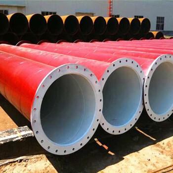 走水内外涂塑复合钢管 每米出厂价
