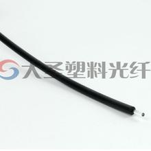 B1000-1(Φ1.02.2mm)替代安华高传信号韧性好耐高温塑料光纤图片
