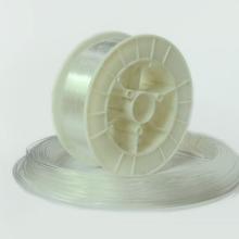 D1000(Φ1.0mm)PMMA光纤水晶吊灯光纤维端点导光光纤尾光图片