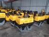 小型压路机振动手扶式双轮压路机柴油厂家直销路面压实机械