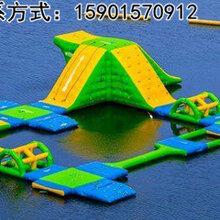 新玩法水上乐园项目水上闯关游戏水上趣味运动
