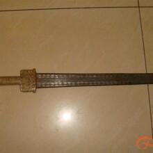 青铜剑最高能卖多少钱?现在能值多少钱?