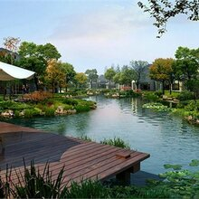 别墅园林设计特点别墅园林设计特点别墅园林设计规划大景供