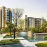 社区景观设计原则社区景观设计案例淄博社区景观设计大景供