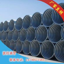 供应法兰式镀锌波纹涵管拼装波纹管厂家2米防腐桥梁排水金属波纹管
