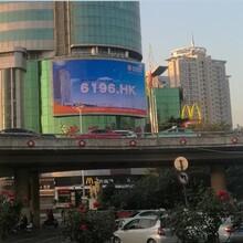 郑州LED户外大屏广告-紫荆山百货大楼LED显示屏广告